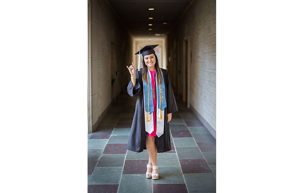 UT Graduation Photography