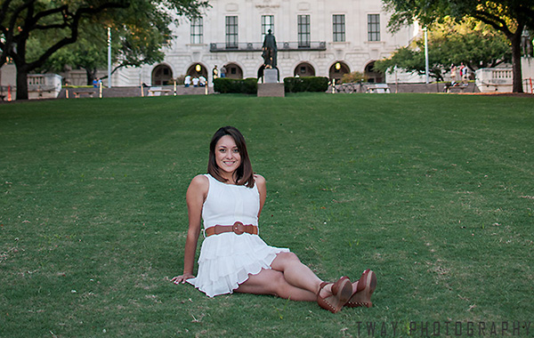 The University of Texas at Austin Graduation Photography